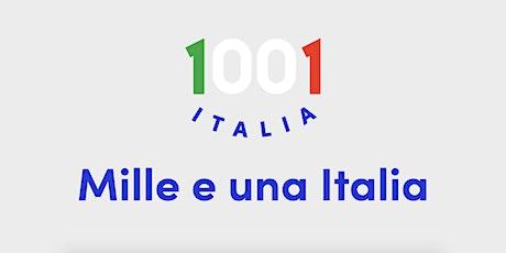 Cours d'italien (niveau débutant) billets