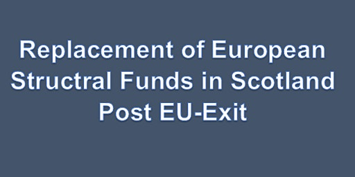 Replacement of European Structural Funds Inverness Event