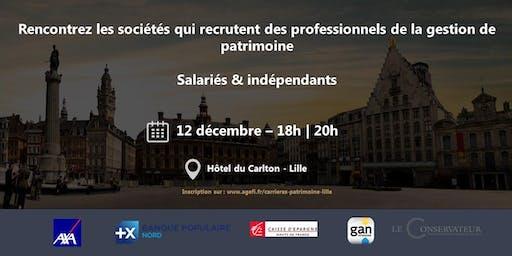 Carrières du Patrimoine - Lille by L'AGEFI