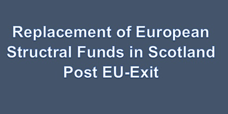 Replacement of European Structural Funds Dundee Event tickets