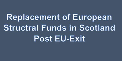 Replacement of European Structural Funds Dundee Event