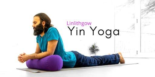Yin Yoga Submersion