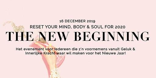 The New Beginning 2020 by De Bewustzijn School