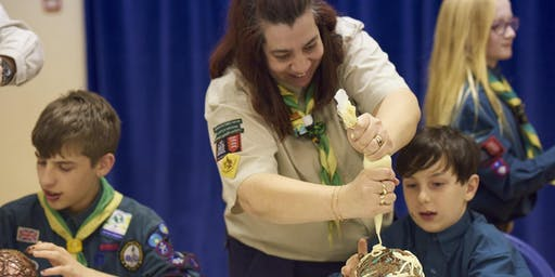 Scout Leader Training Weekend Spring 2020