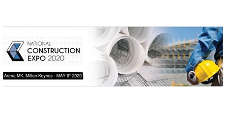 National Construction Expo UK tickets