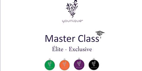 MASTER CLASS ÉLITE LILLE billets