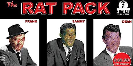 Rat Pack Tribute Night - 31st January 2020 tickets