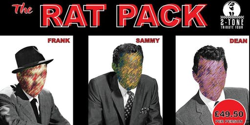 Rat Pack Tribute Night - 31st January 2020