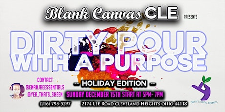 Dirty Pour With a Purpose *Holiday Edition* tickets