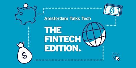 Amsterdam Talks Tech // The FinTech Edition tickets