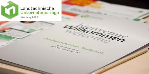 LTU - Landtechnische Unternehmertage 2020
