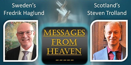 Messages from Heaven, The Waterside Glen Mohr Hotel tickets