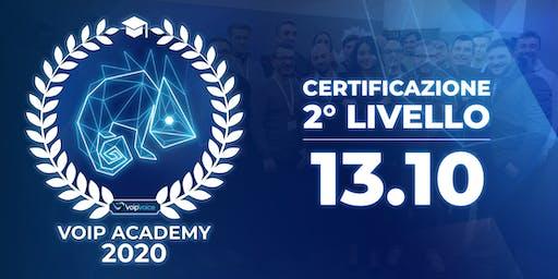 Corso di Certificazione Secondo Livello VoipVoice Firenze