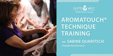 Raum Frankfurt: Aromatouch Training Tickets