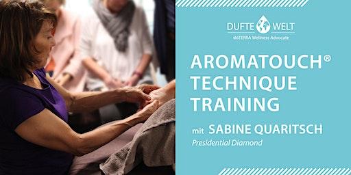 Raum Frankfurt: Aromatouch Training