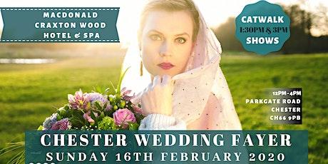 Wirral Wedding Fair at Macdonald Craxton Wood tickets