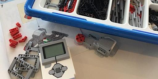 Atelier Cré@ : Initiation à la robotique