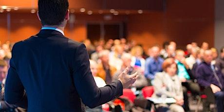 Presentation Skills tickets