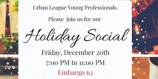 Young Professionals Holiday Party