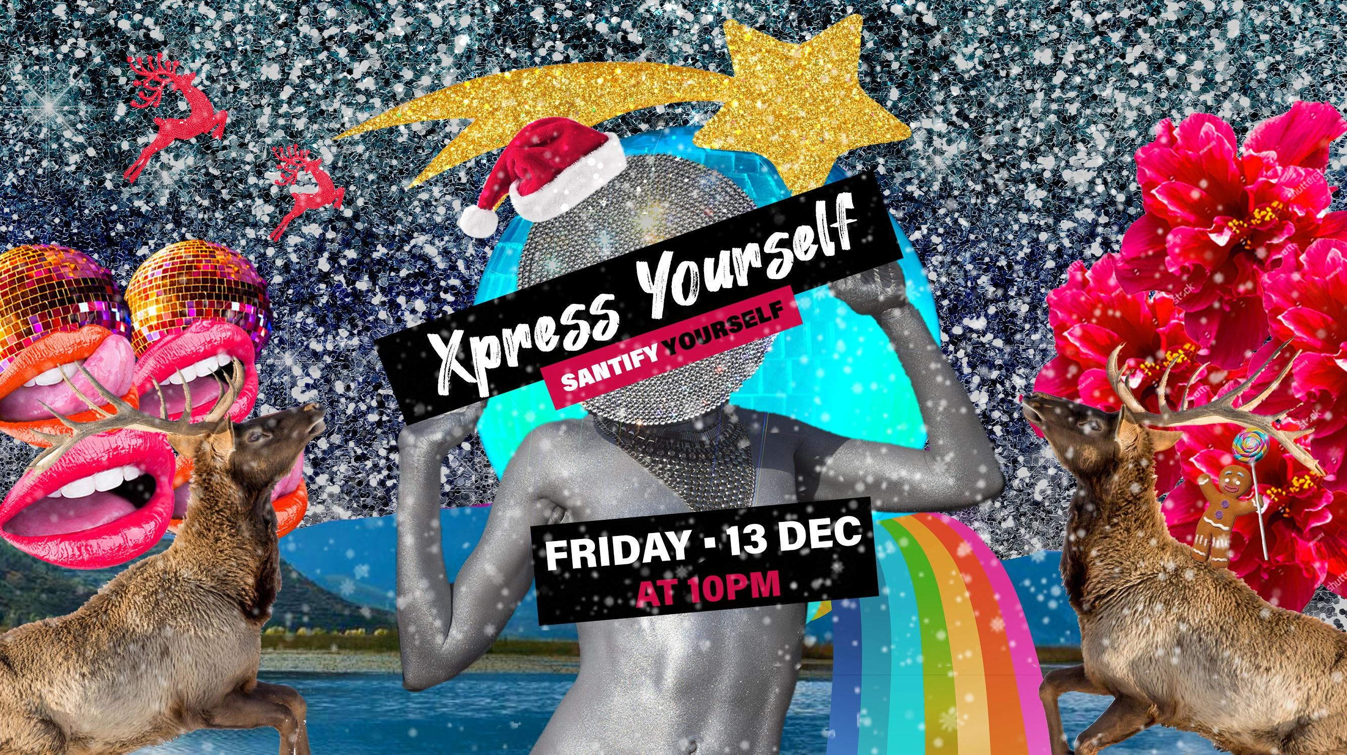 Xpress Yourself presents Santify Yourself