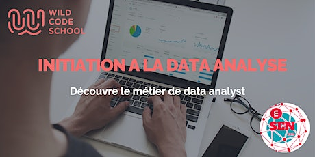 Atelier d'initiation à la Data Analyse billets