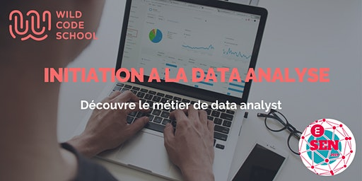 Atelier d'initiation à la Data Analyse