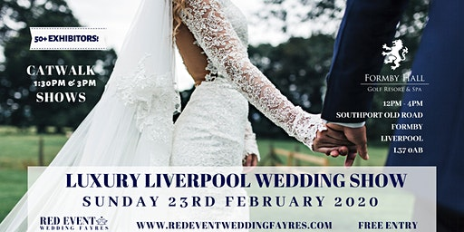 Lancashire Wedding Fair at Formby Hall Golf Resort & Spa