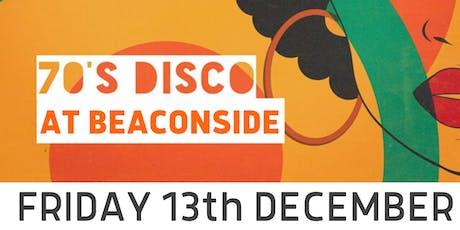 70s Disco at Beaconside tickets