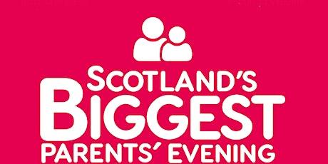 Scotland's Biggest Parents' Evening 2020 tickets
