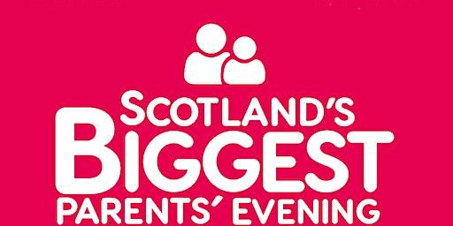 Scotland's Biggest Parents' Evening 2020
