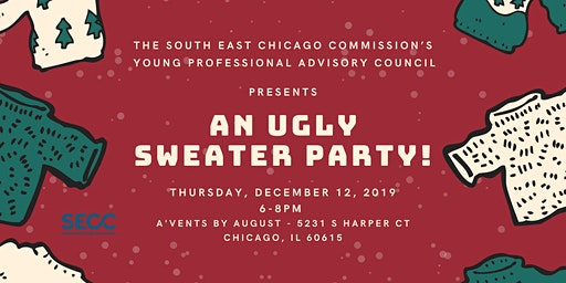 SECC's YPAC presents an Ugly Sweater Holiday Party!