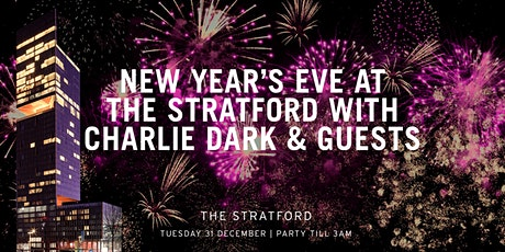 New Year's Eve at The Stratford with Charlie Dark & Guests tickets