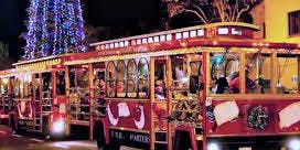 Holiday Lights  Trolley Tour