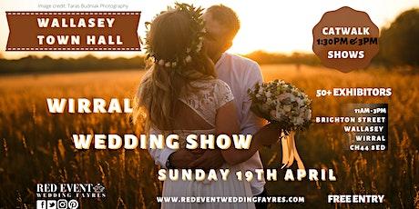 Wirral Wedding Fair @ Wallasey Town Hall, Merseyside tickets
