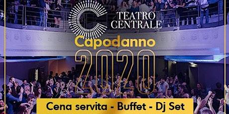 Capodanno 2020 Teatro Centrale - 0698875854 biglietti