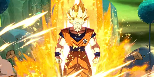 Silence, on joue ! Dragon Ball FighterZ