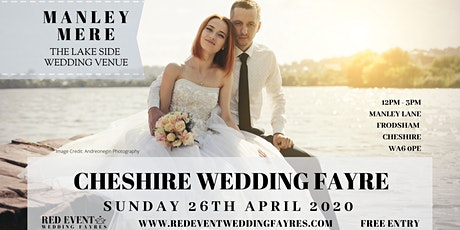 North West Wedding Fair at Manley Mere Wedding Venue on the Lake, Frodsham tickets