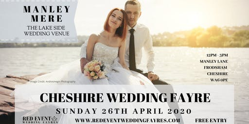 North West Wedding Fair at Manley Mere Wedding Venue on the Lake, Frodsham