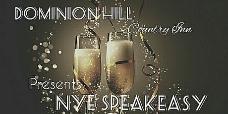 """New Years Eve """"Speakeasy Party."""" tickets"""