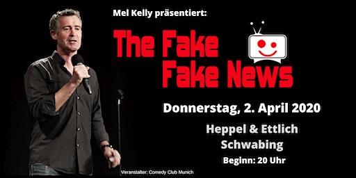 The Fake Fake News - 2. April 2020 - der international satirische Rückblick