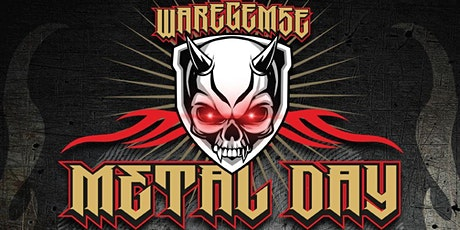 Waregemse Metal Day tickets