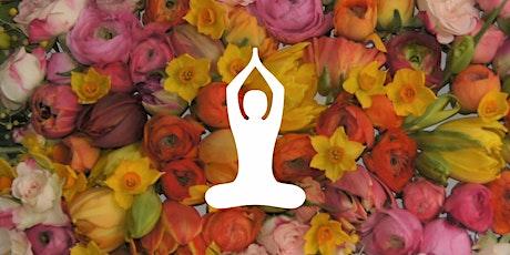 A Restorative Day of Yoga, Meditation & Floristry tickets