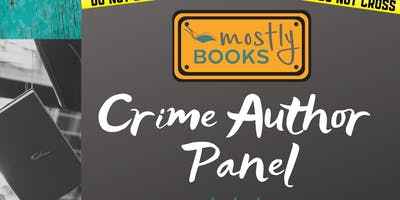 Crime Author Panel