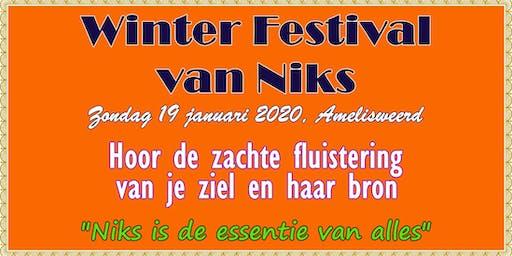 Winter Festival van Niks