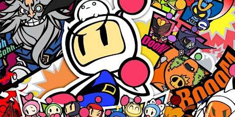 Silence, on joue ! Tournoi Super Bomberman billets