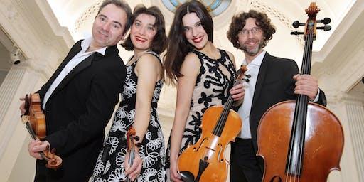 Happy Christmas with ConTempo Quartet, Corelli & the Snowman!