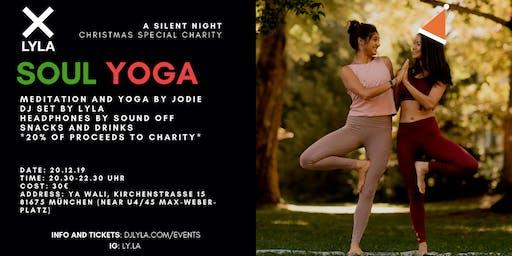 LYLA Soul Yoga Silent Night Christmas Special Charity