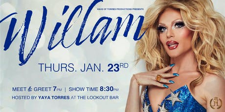 Willam in Ottawa tickets