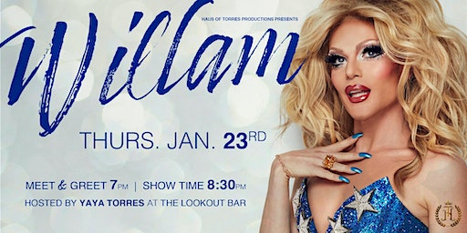 Willam in Ottawa