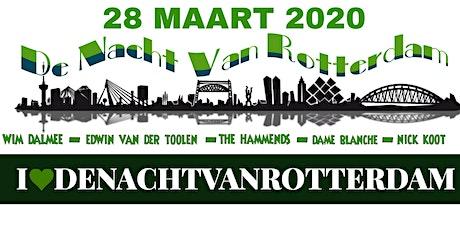 De nacht van Rotterdam tickets
